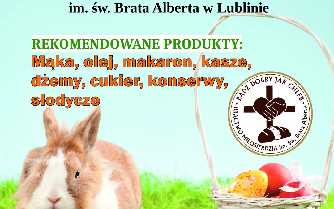 Wielkanocna Zbiórka Żywności w sklepach LSS Społem 19 i 20 marca